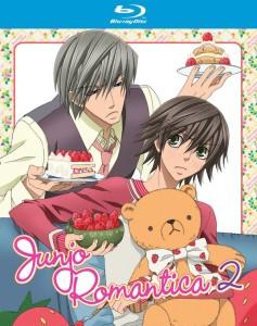 Junjo Romantica Season 2 Blu-ray Cover