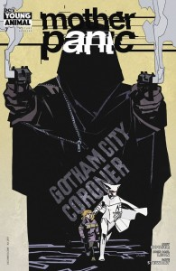 Mother Panic Issue 7 Cover