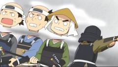 Ninja Girl & Samurai Master Episode 33