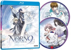 Norn9 Blu-ray Packaging