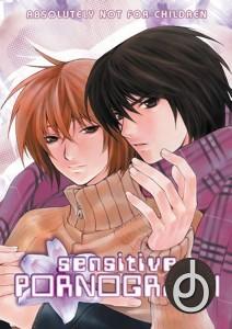Sensitive Pornograph Cover