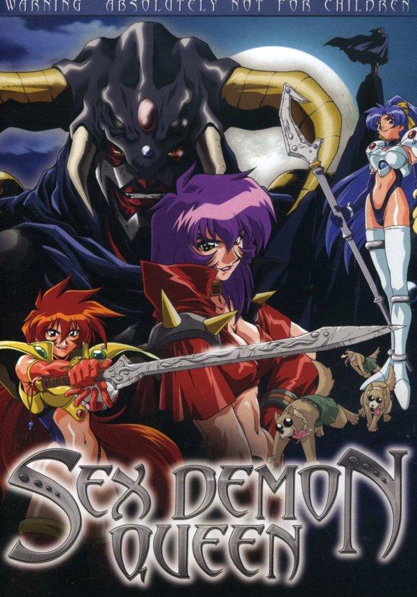 Sex Demon Queen 36