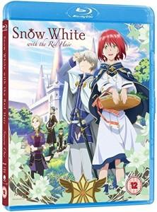 Snow White Season 1 UK Cover