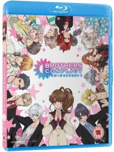 Brothers Conflict UK Cover