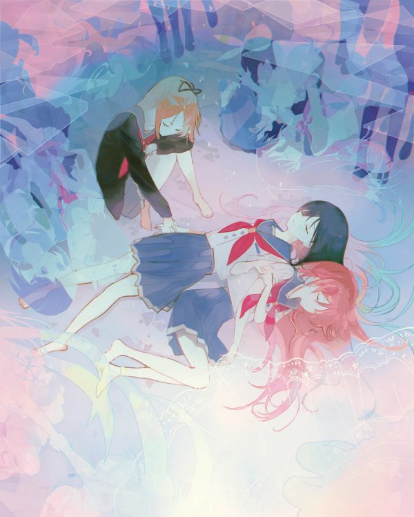 Flip Flappers Japanese Volume 5 Cover