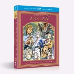 Heroic Legend of Arslan Dust Storm Dance Cover