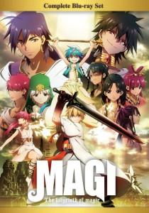 Magi Season 1 Blu-ray