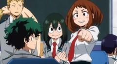 My Hero Academia Episode 26