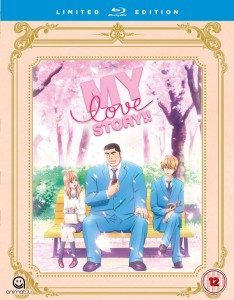 My Love Story UK Cover