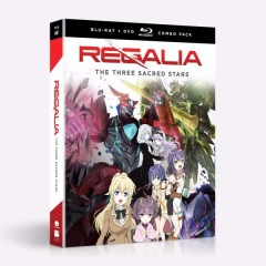 Regalia Cover