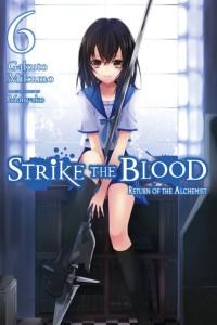 Strike the Blood Volume 6 Novel Cover