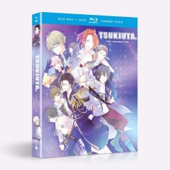 Tsukiuta Cover