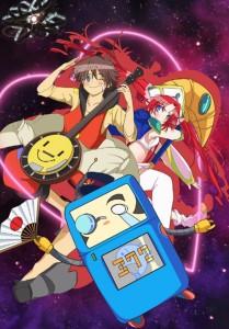 Irresponsible Galaxy☆Tylor' Short Form Anime Series Announced ...