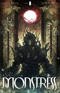 Monstress Issue 8 Cover
