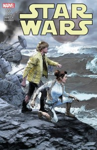 Star Wars Issue 33 Cover