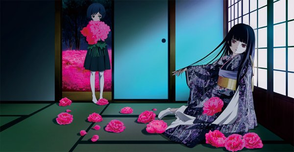 Hell Girl S4 Japanese Volume 1 Wraparound