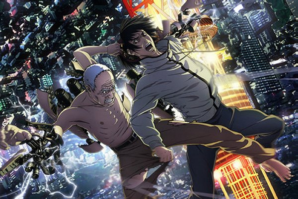 Aniplex Japan Schedules Inuyashiki Anime DVD BD Releases