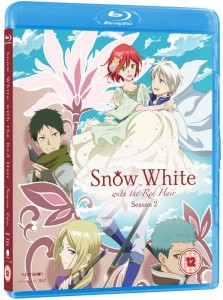 Snow White SEason 2 UK BD