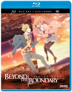 Beyond the Boundary Movie Cover