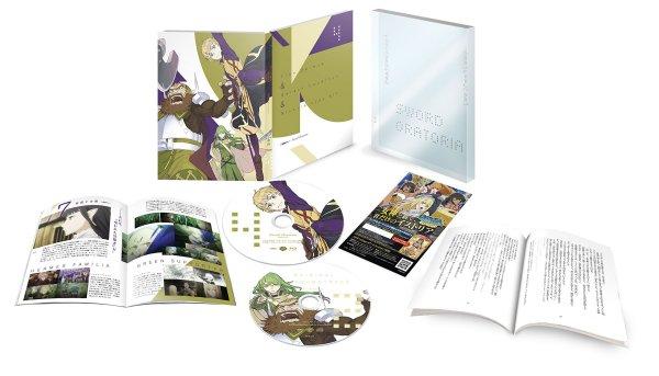 Sword Oratoria Japanese Volume 4 Packaging