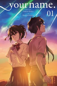 Your Name Volume 1 Cover