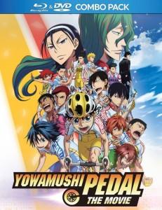 Yowamushi Pedal The Movie Cover