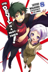 The Devil is a Part-Timer Vol. #08