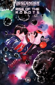 Descender Issue 25 Cover