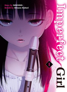 Imperfect Girl Volume 1 Cover