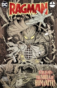 Ragman Issue 1 Cover