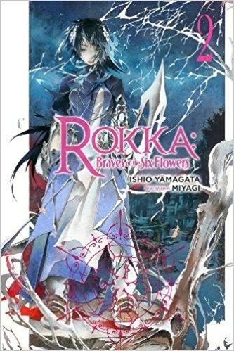 Rokka Volume 2 Review