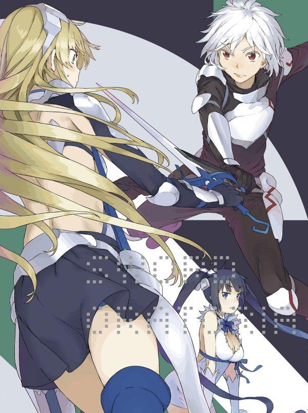 Sword Oratoria Japanese Volume 5 Cover