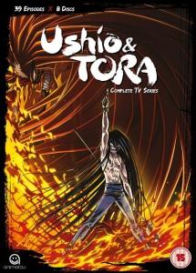 Ushio & Tora UK Cover
