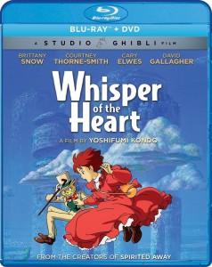 Whisper of the Heart Cover