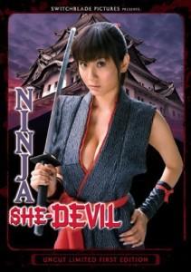 Ninja She-Devil Cover