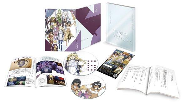 Sword Oratoria Japanese Volume 6 Packaging