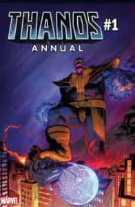 Marvel Talks The 'Thanos Annual'   The Fandom Post