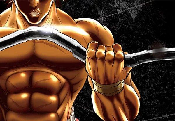 New Baki Anime Promo Debuts