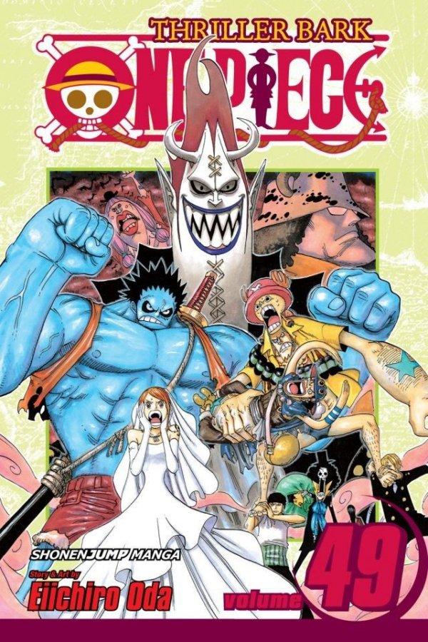 One Piece Vol  #49 Manga Review | The Fandom Post