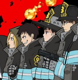 Get Your Inferno Underway With The 'Fire Force' Anime Opening & Closing Sequences