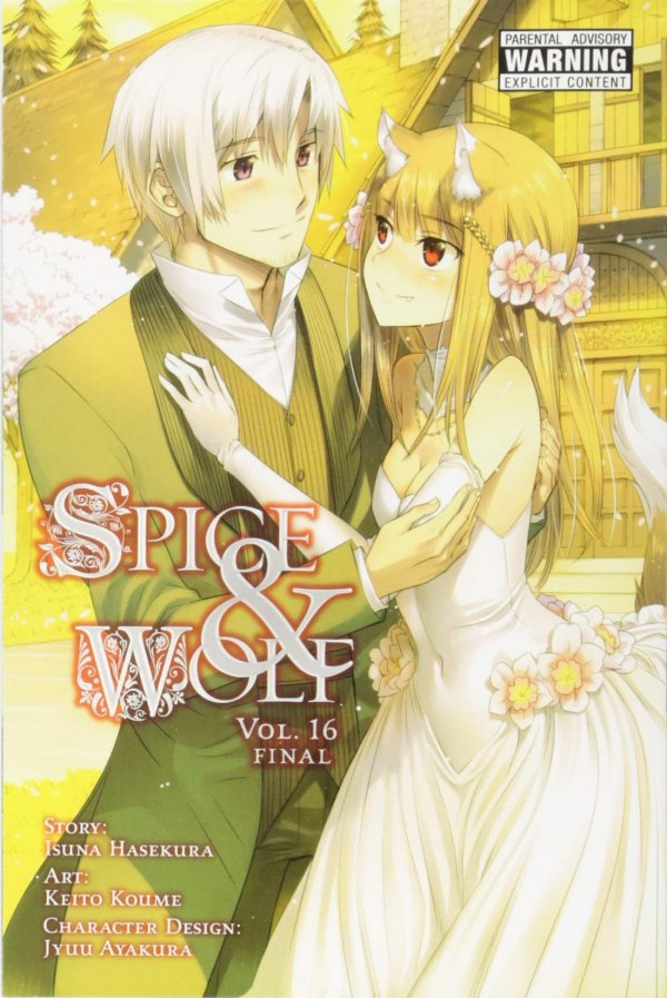 spice and wolf | Keeping It In Canon    mostly
