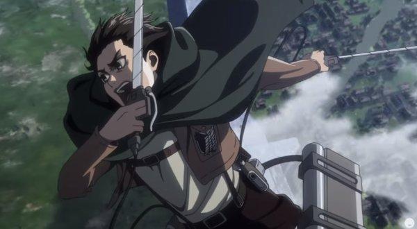 Hulu Adds 'Attack on Titan' Season 3 Part 1 Anime Dub