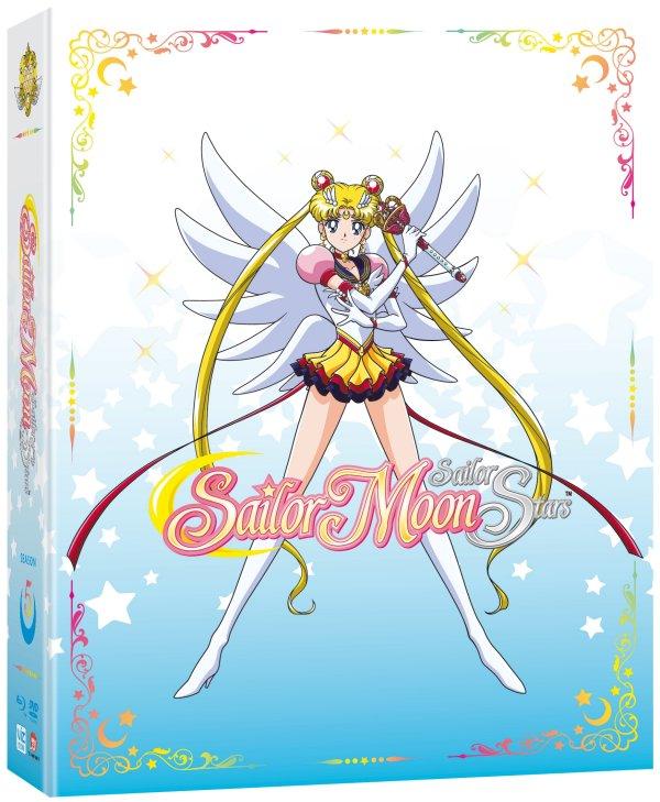 Viz Media Reveals First 'Sailor Moon Stars' Anime Blu-ray Set