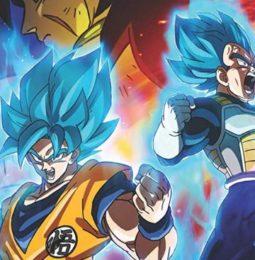 KAZÉ Deutschland Sets 'Dragon Ball Super: Broly' Anime Second Theatrical Run