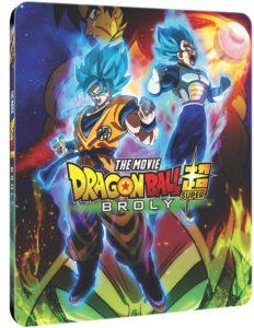 Dragon Ball Super Broly Uk Blu Ray Anime Review The Fandom Post