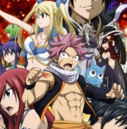 The Fighting is Over With A New 'Fairy Tail' Final Season Dubbed Anime Clip