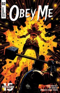 Obey Me #2 Review   The Fandom Post