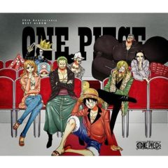 One Piece 20th Anniversary BEST ALBUM' CD With BD Reveals