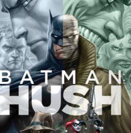 'Batman: Hush' Animated Feature Reveals Release Date & Details