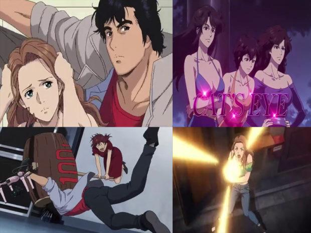 City Hunter Shinjuku Private Eyes U S Anime Premiere Review